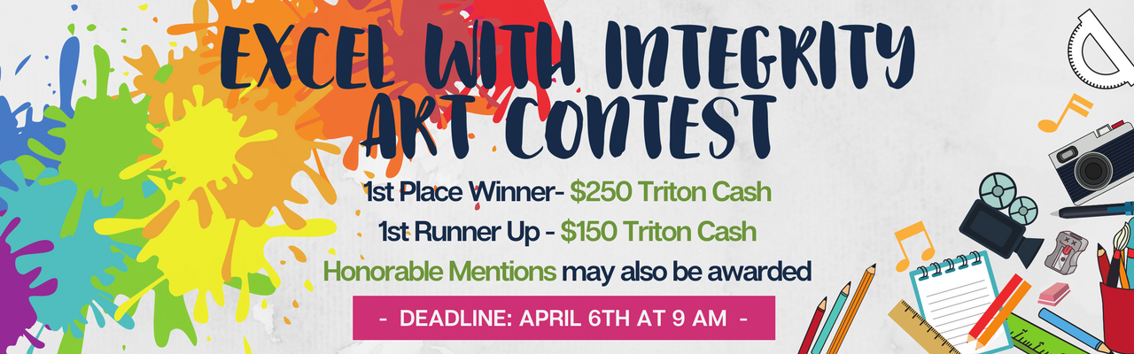 Join the contest and win triton cash!
